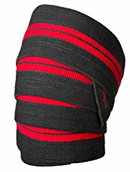 Harbinger Red Line Knee Wraps