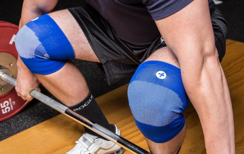 Hookgrip Knee Sleeve