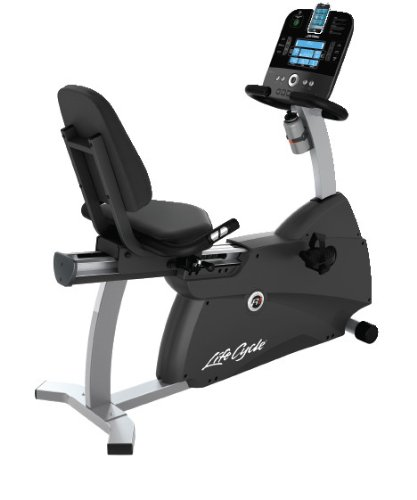Life Fitness R1 Track Recumbent Lifecycle