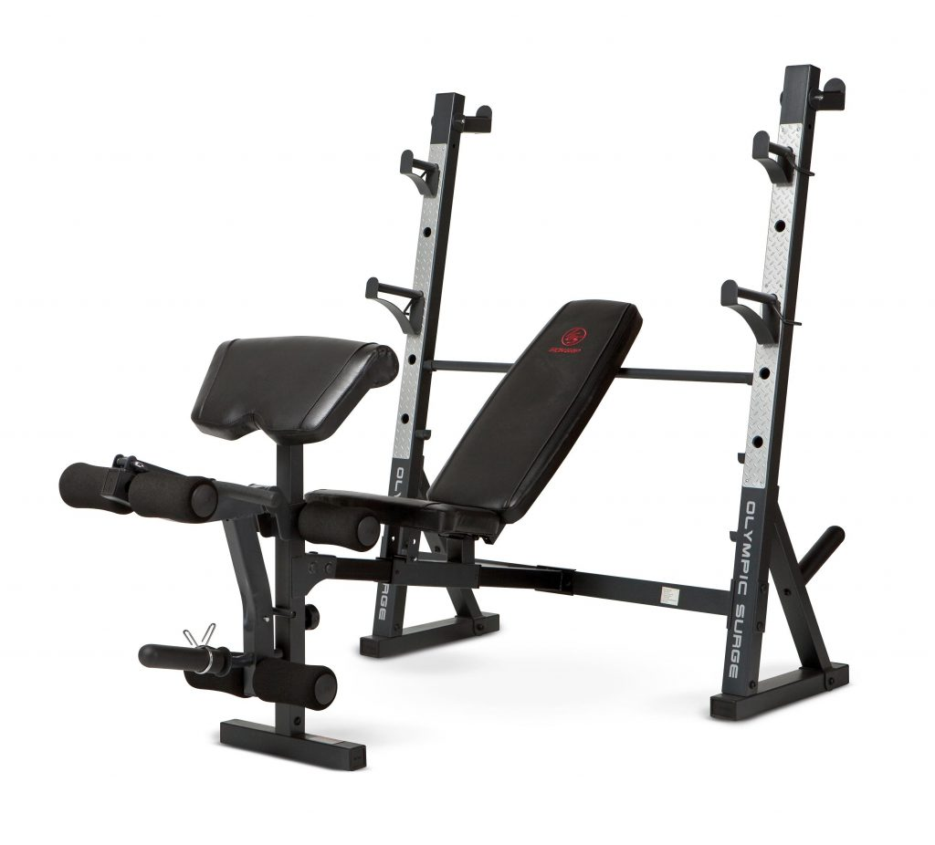 Marcy Adjustable Utility Bench Review 2018 Sb670 Olympic Bench