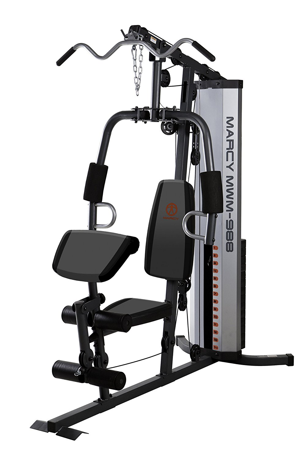 Marcy MWM-988 150 lb. Stack Gym