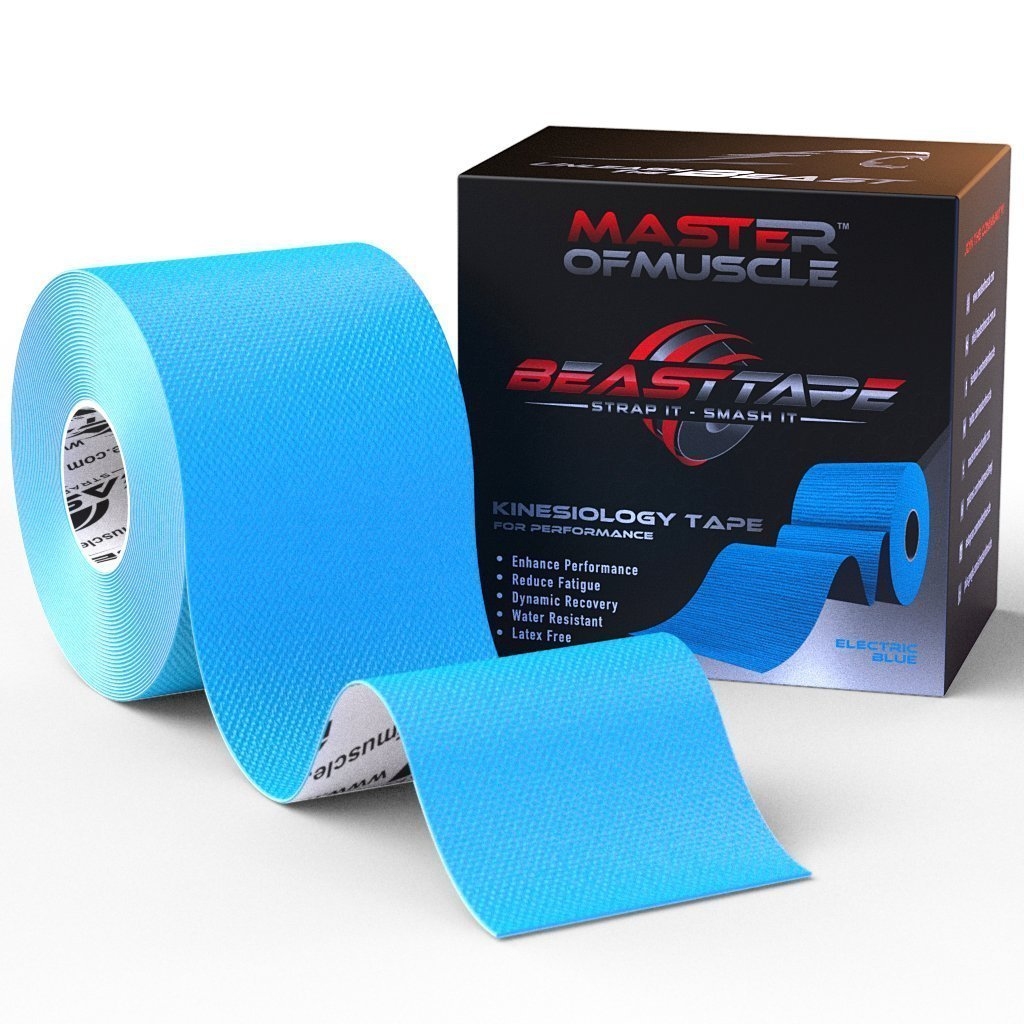 Master of Muscle Kinesiology Tape