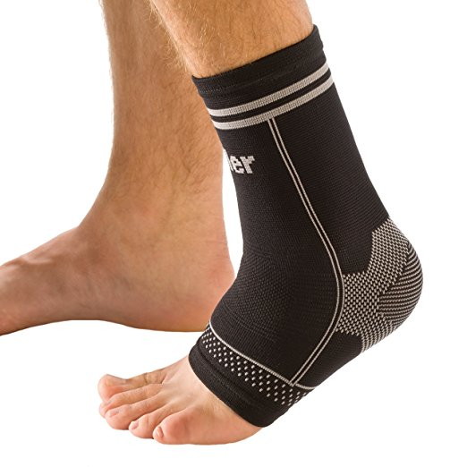 Mueller Sport Care 4-Way Stretch Ankle Suppor