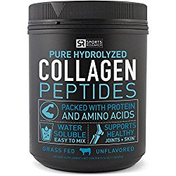 Pure Hydrolized Collagen Peptides