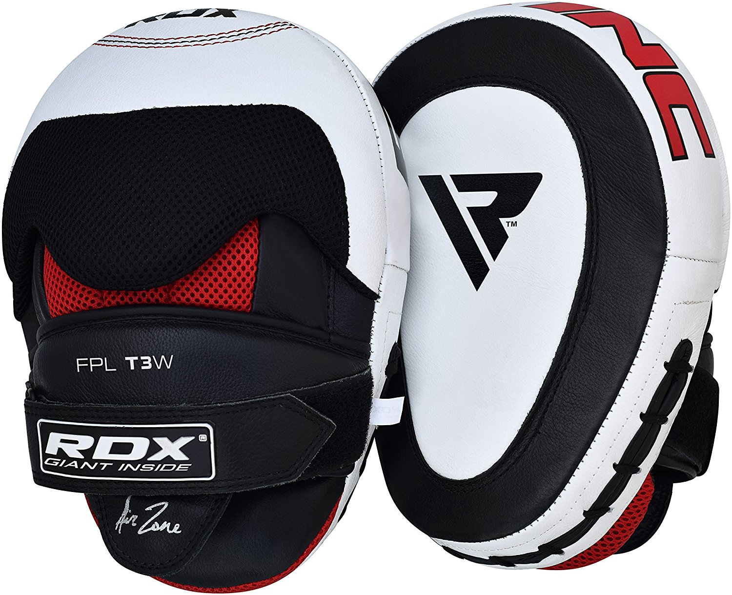 RDX Cowhide Leather Boxing Pads