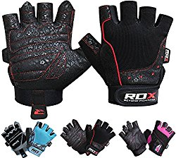 RDX Women' Weightlifting Gloves