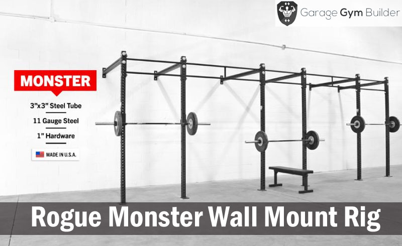 Rogue Monster Wall Mount Rig Review