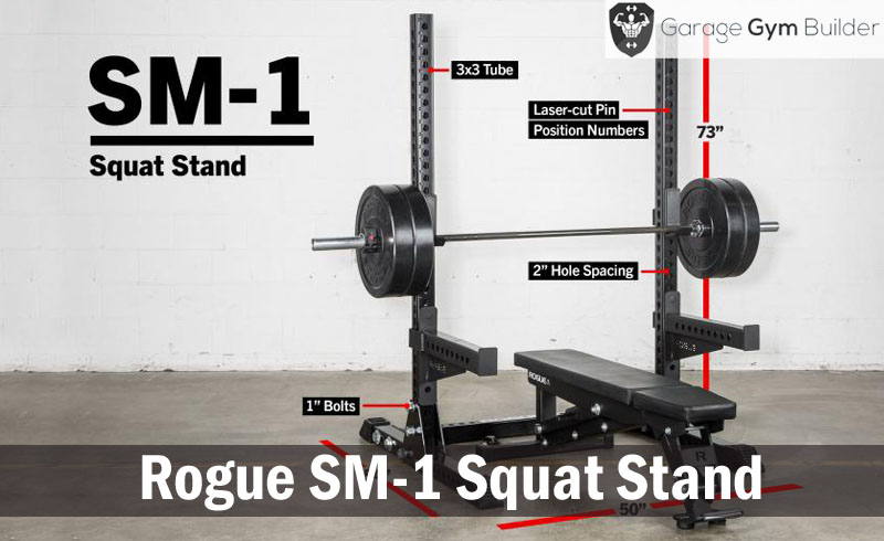 Rogue SM-1 Squat Stand Review