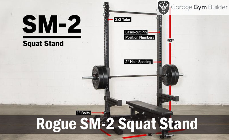 Rogue SM-2 Squat Stand Review
