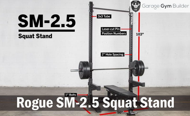 Rogue SM-2.5 Squat Stand