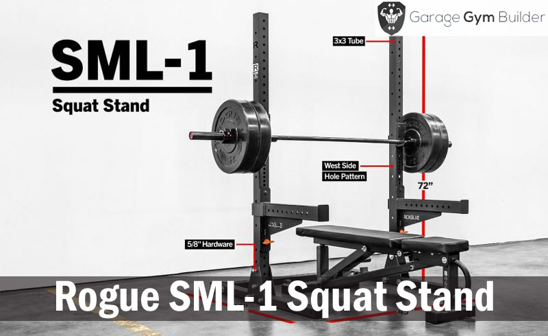 Rogue SML-1 Squat Stand Review