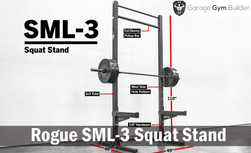 Rogue SML-3 Squat Stand Review