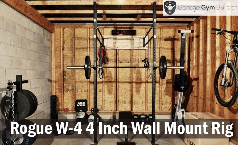 Rogue W-4 4 Inch Wall Mount Rig Review