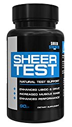 Sheer Testosterone Booster for Men