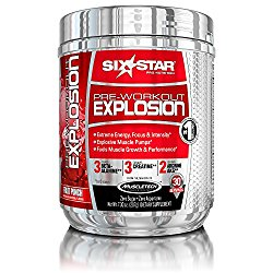 Six Star Pre Workout