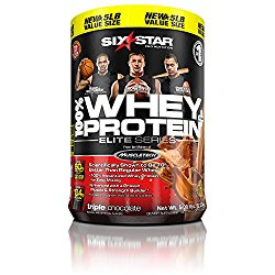 Six Star Pro Nutrition 100% Whey