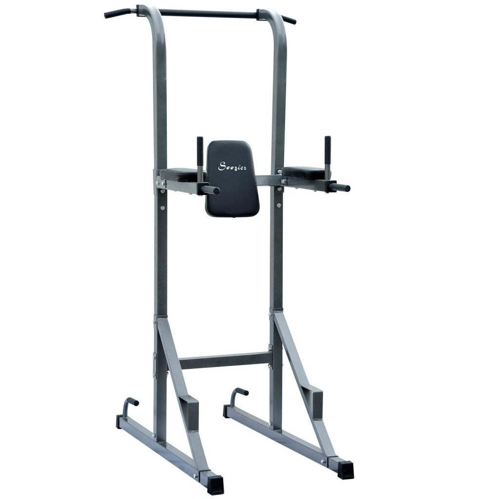Best Power Tower Reviews 2018 Pull Up Dip Stations