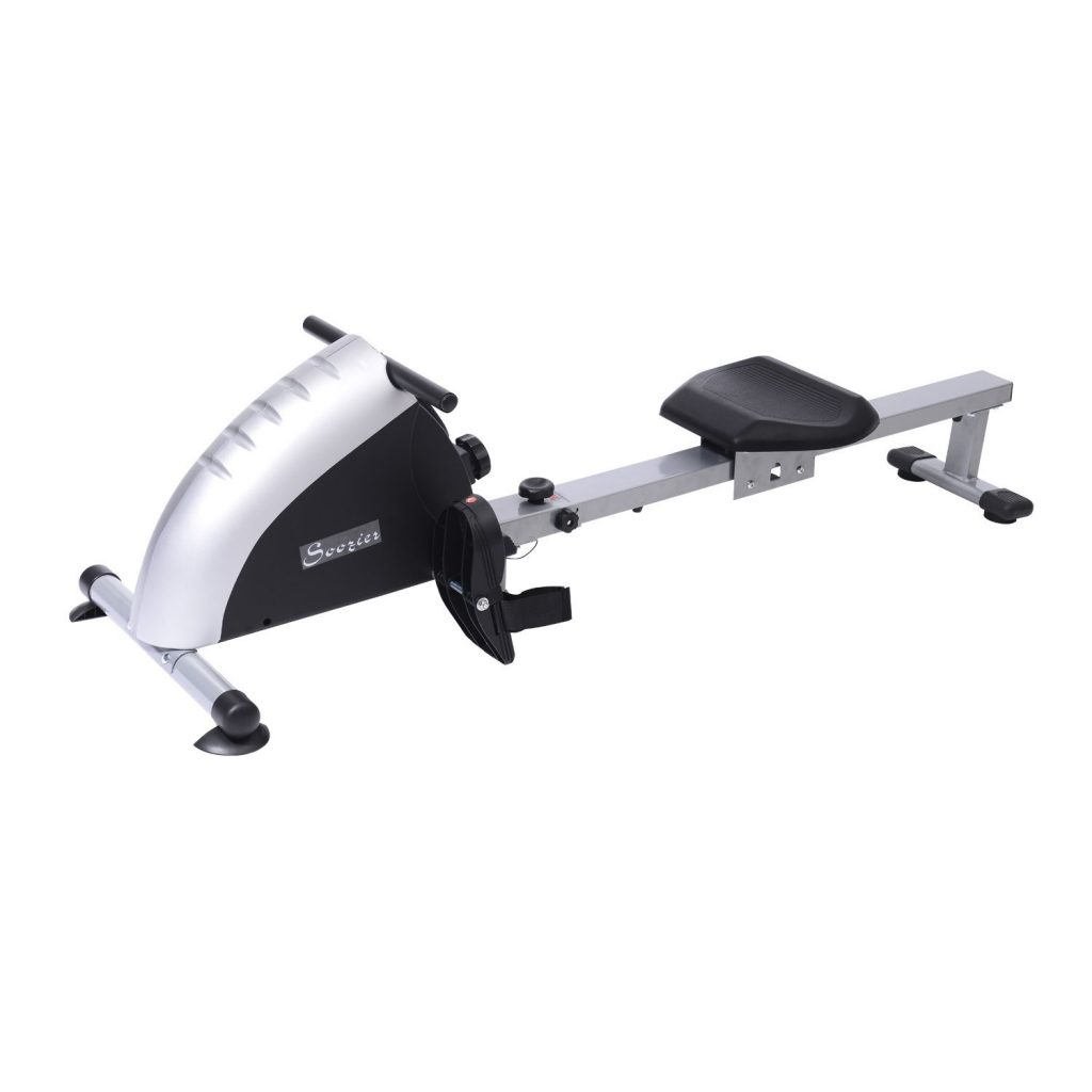 Soozier Magnetic Folding Rowing Machine Review