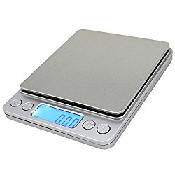 Spirit Digital Multifunction Digital Pocket Scale