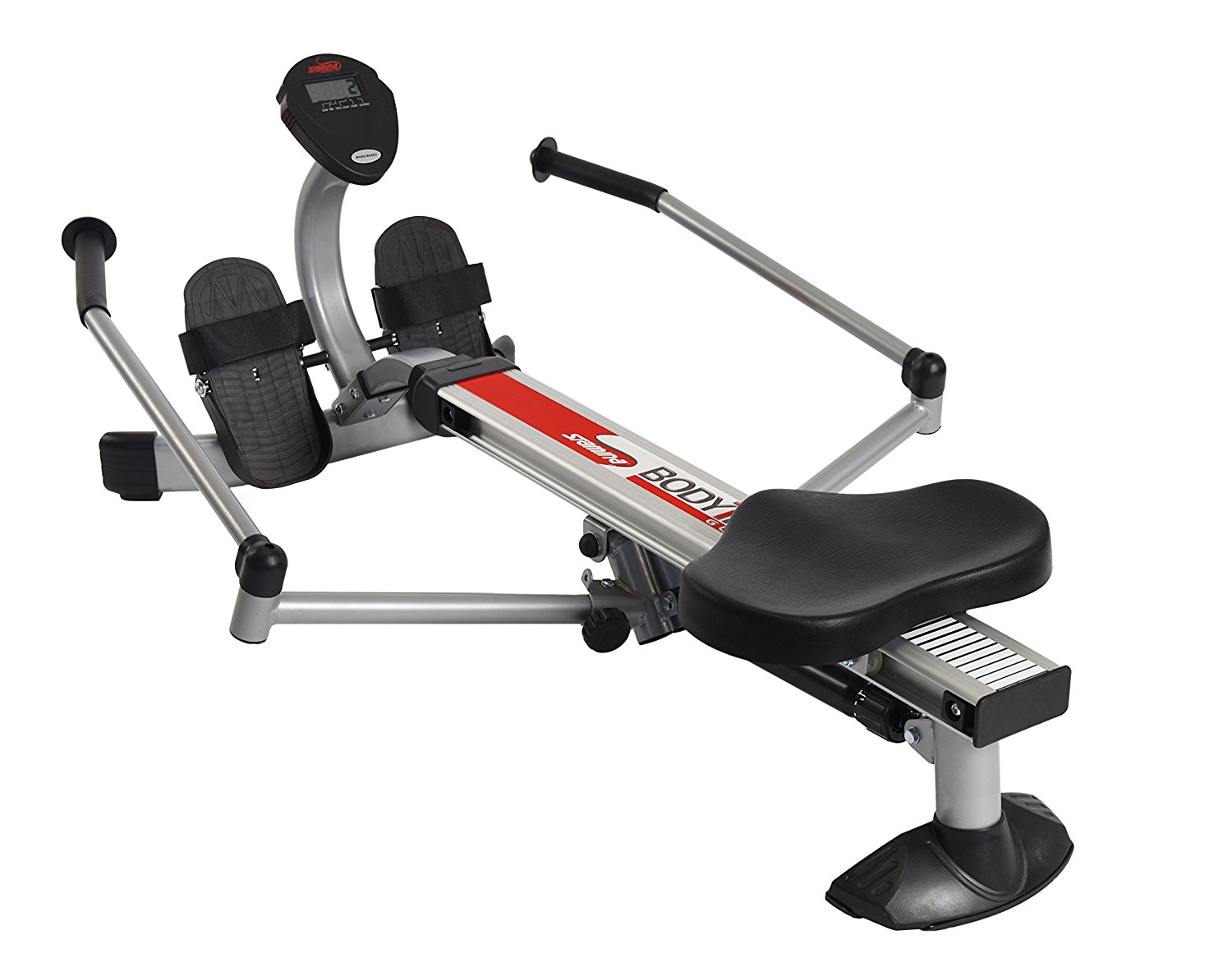 Compact and portable rowing machines for small spaces