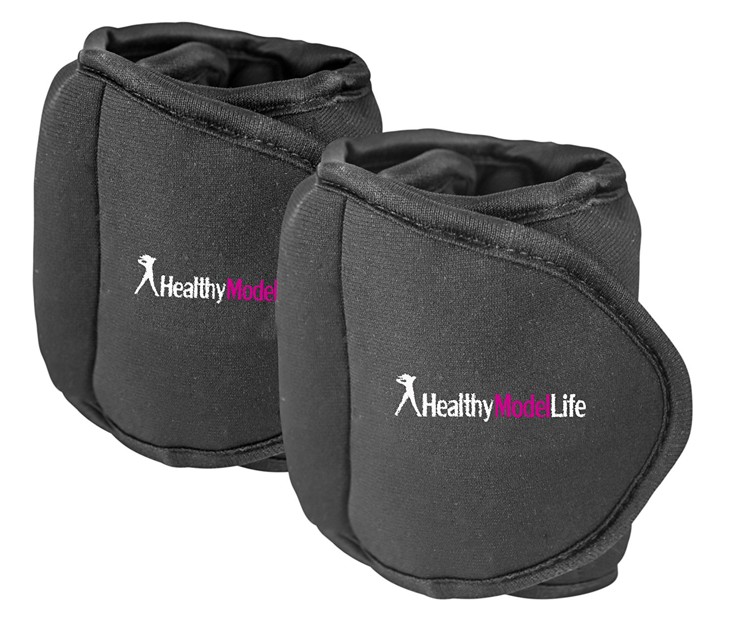 Stronger Adjustable Ankle Weights Set
