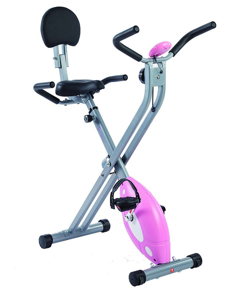 Sunny Health Exercise Bikes Review 2017