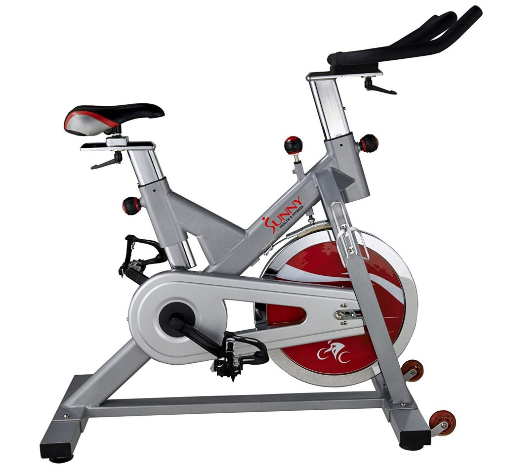 Comparison of recumbent folding upright and spinning
