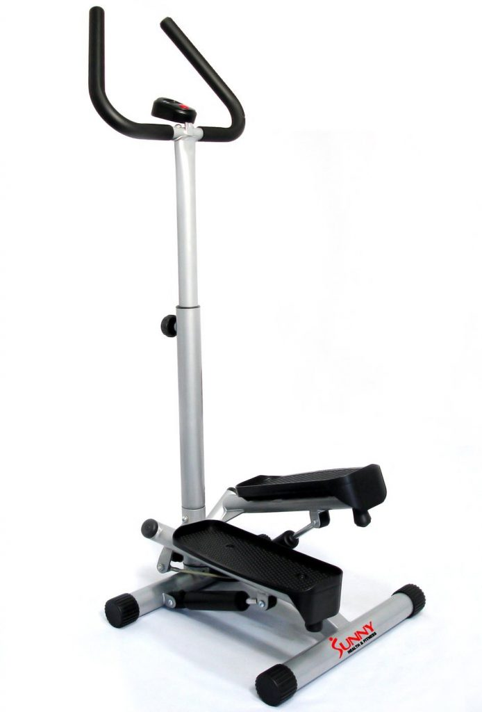 Sunny Twist Stepper with Handle-Bar