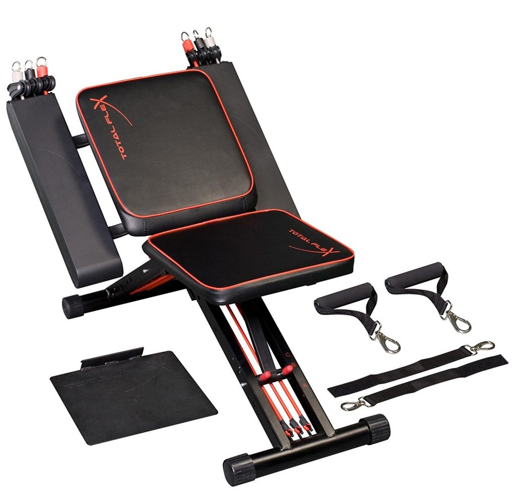 Small And Compact Exercise Equipments That Fit In Your Apartment - Small home gym equipment
