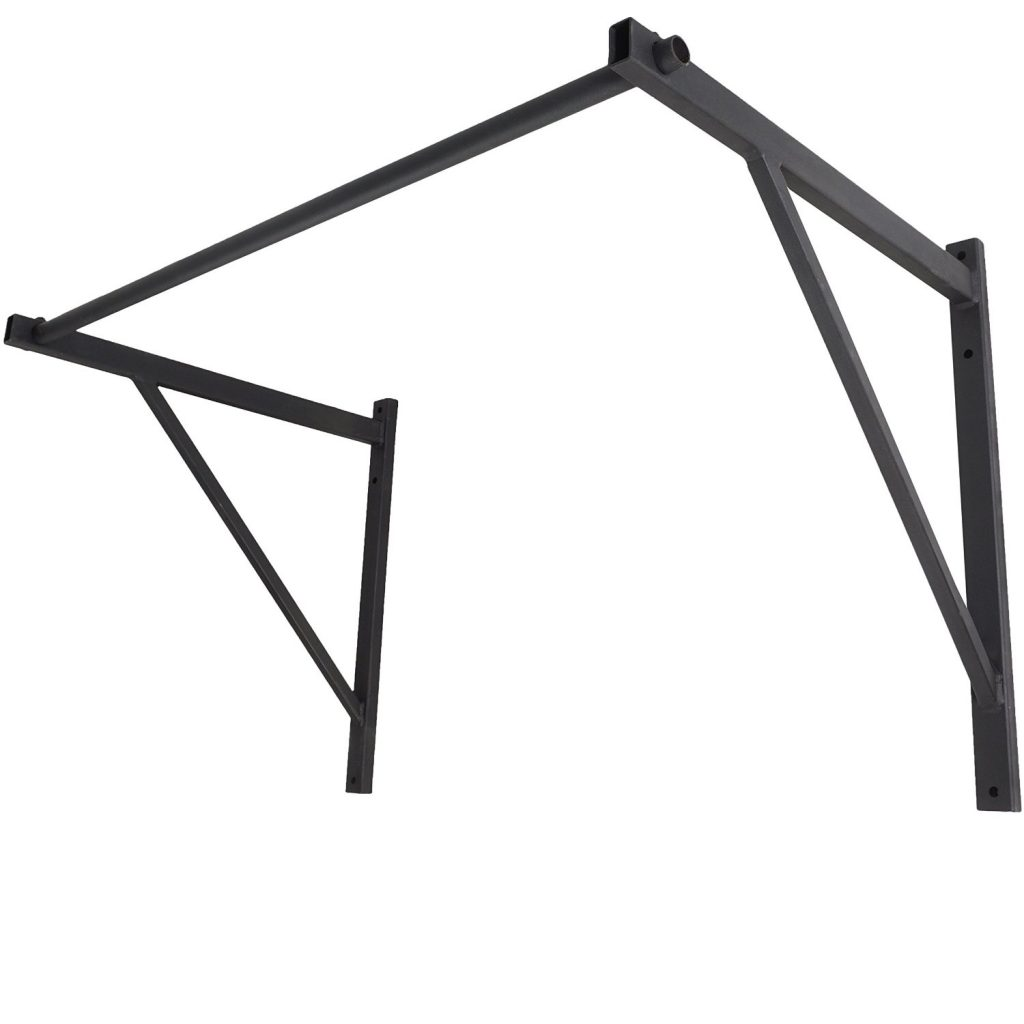Titan Wall Mounted Pull Up Chin Up Bar cross fit training fitness heavy duty