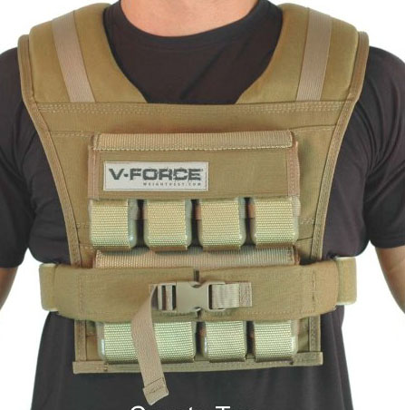 V Force Weight Vest