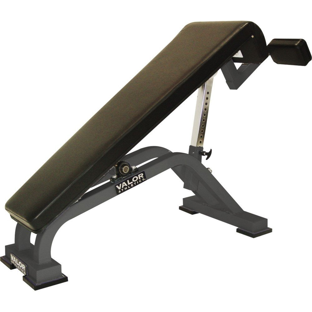 Valor Fitness DF-1 Decline Flat Bench