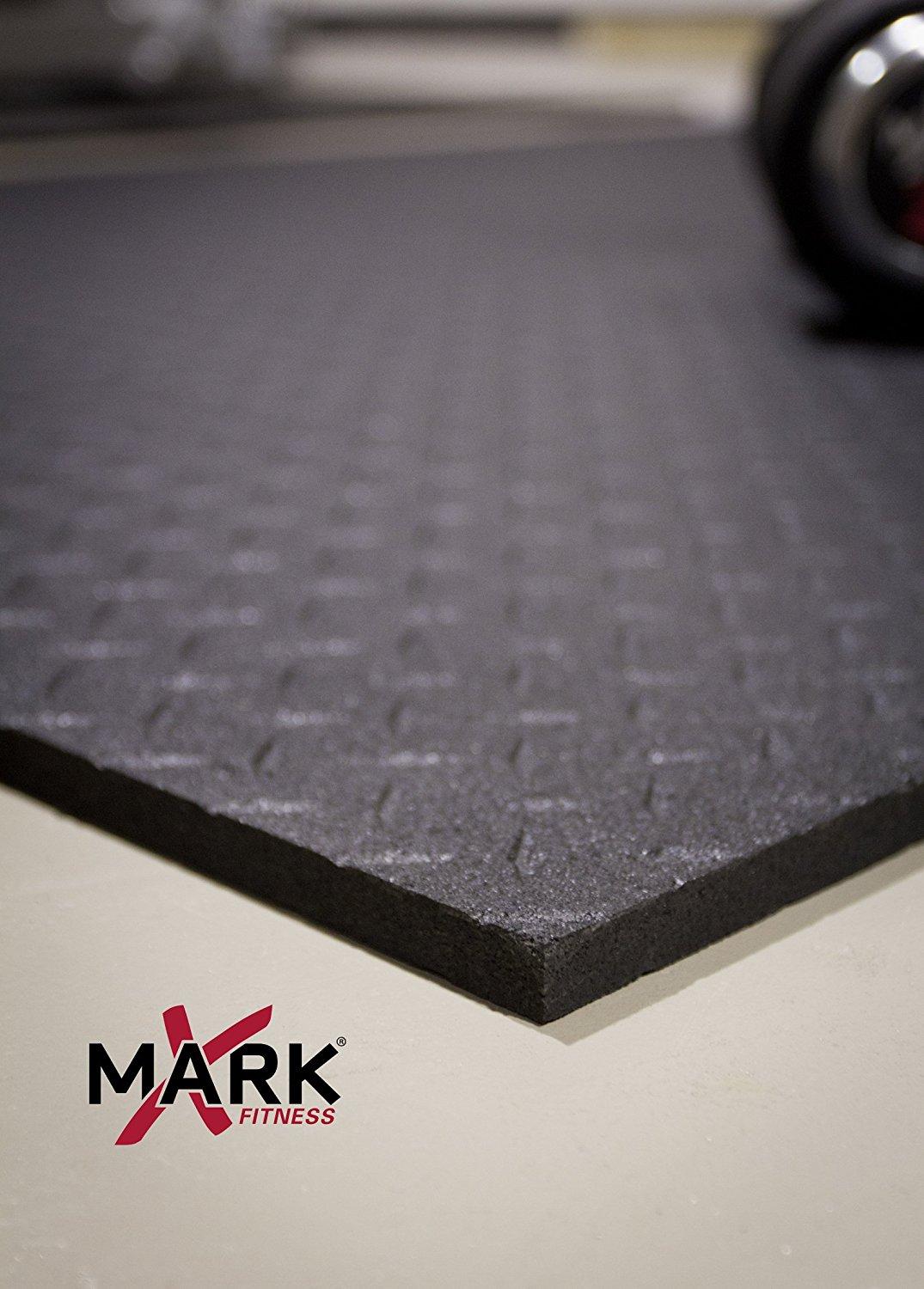 XMark Fitness XMat Ultra Thick Equipment MatXMark Fitness XMat Ultra Thick Equipment Mat