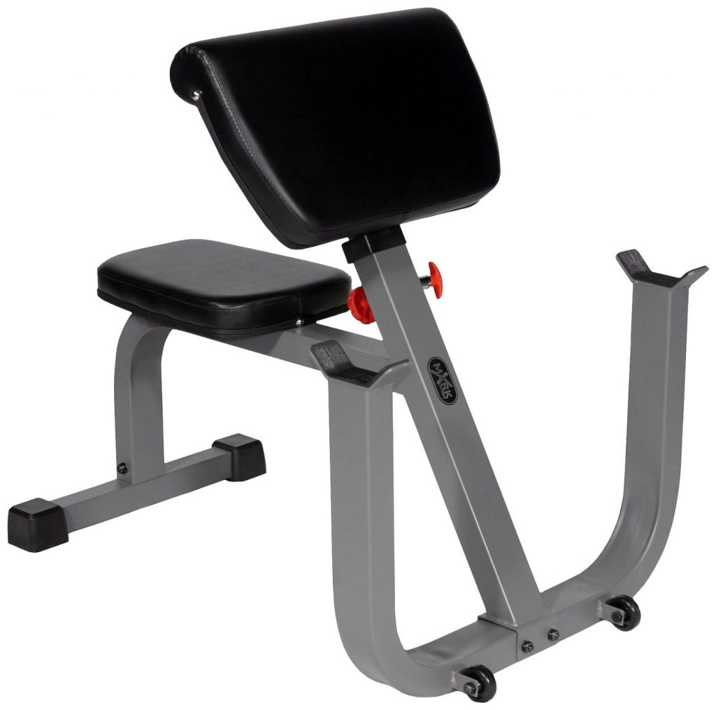 XMark Seated Preacher Curl