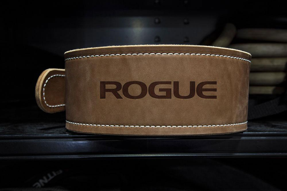 rogue leather lifting belt