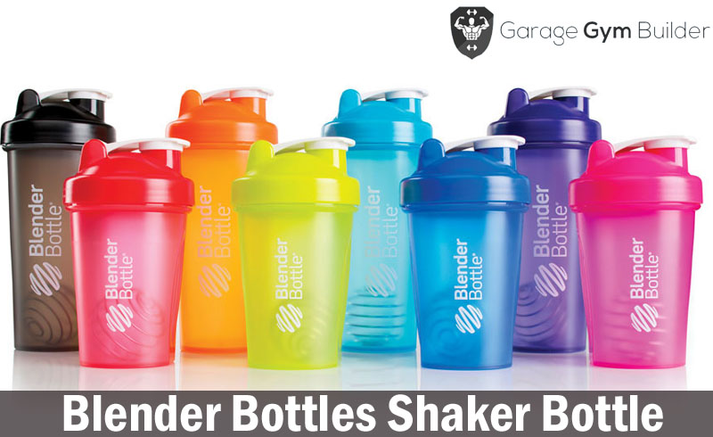 Blender Bottles Shaker Bottle Review 2017