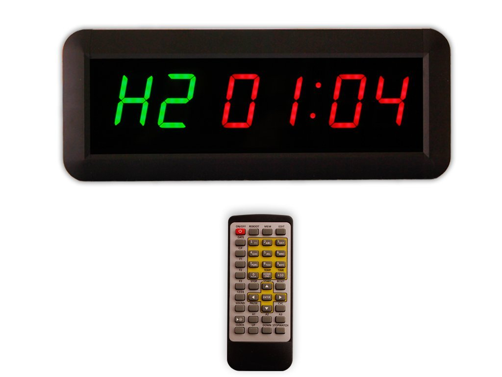 EU 1.5 Inch Display Timer