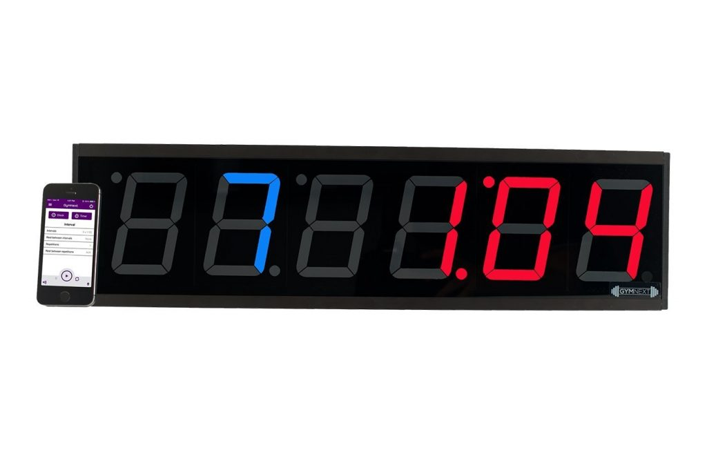 Best crossfit timer clocks review