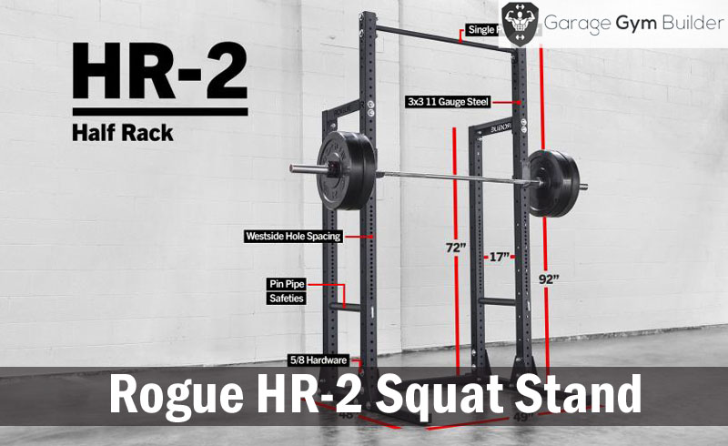 Rogue HR-2 Squat Stand Review
