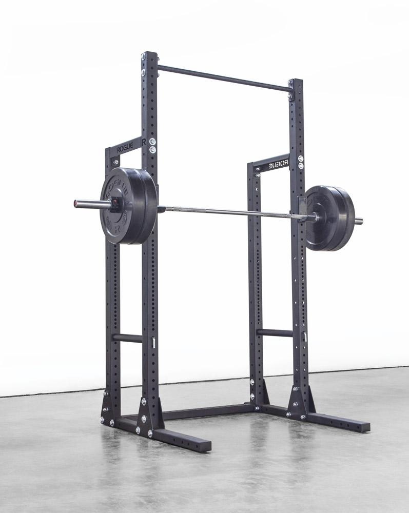 TThe Rogue HR-2 Squat Stand Up Close