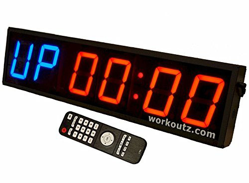 Workoutz Ultimate Cross Training Interval Clock