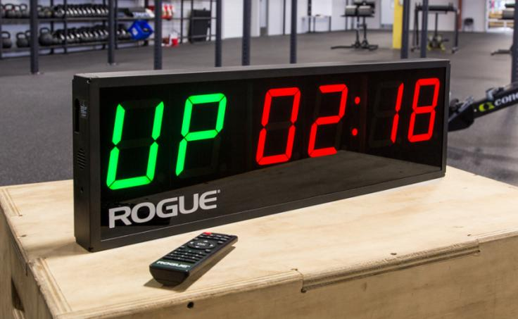 crossfit timers