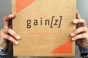 GAINZ Box Crossfit Subscription Box