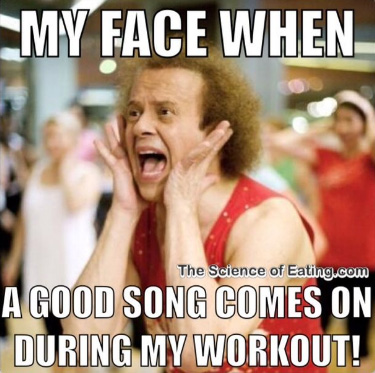 Good Song hilarious gym memes serious gym enthusiasts will crack up!