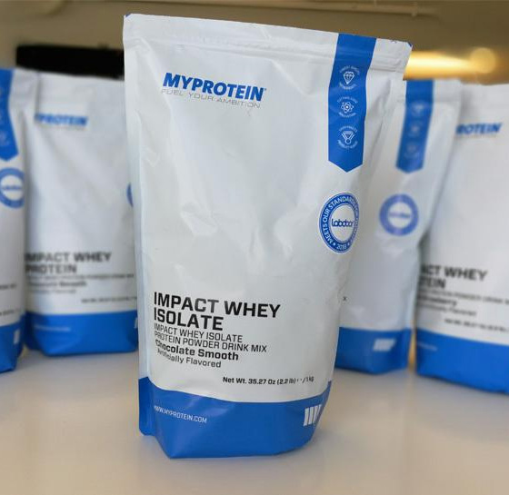 Impact Whey Isolate​