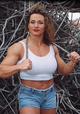 Who S The Strongest Woman Of All Time Garage Gym Ideas