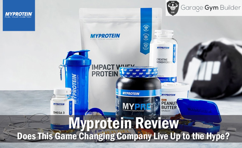 Myprotein review october does this game changing