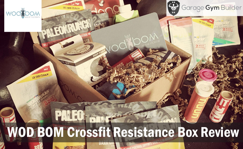WOD BOM Crossfit Resistance Box Review