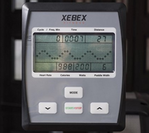 Xebex Rowing Monitor