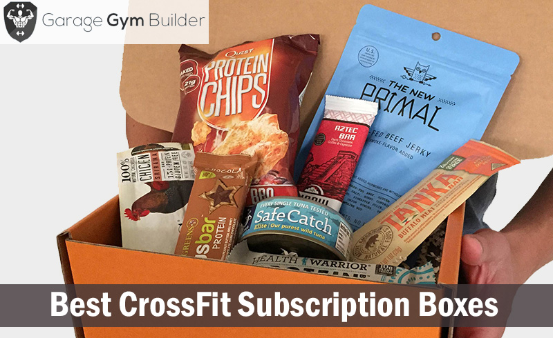 crossfit subscription box